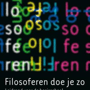 Cover van Filosoferen doe je zo voor groep 5 t/m 8