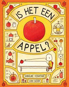 Cover Is het een appel?