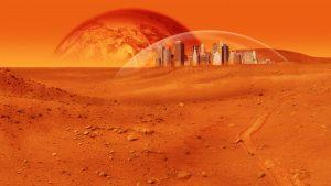 Kunnen we zomaar zeggen dat Mars van de mens is?