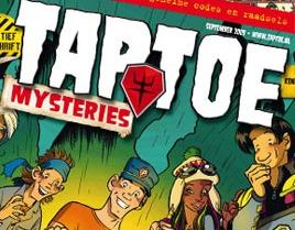 Cover van het Taptoe Leesboek