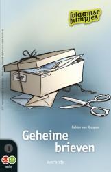 Cover van Geheime brieven