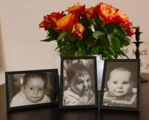Wie zijn deze baby's?