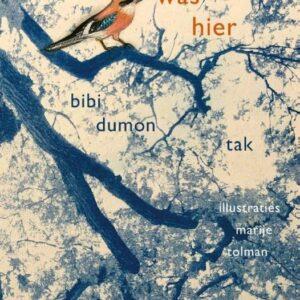 Cover van De eik was hier