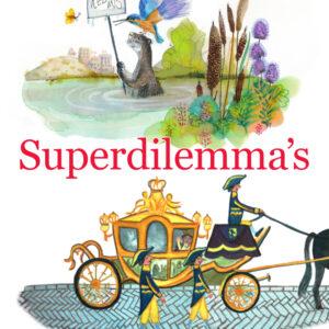 Cover van Superdilemma's