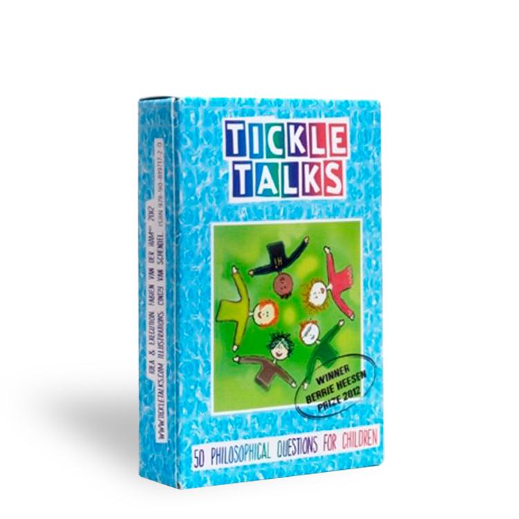 Doosje van de Tickle Talks