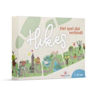 Doos Hikes - het spel dat verbindt