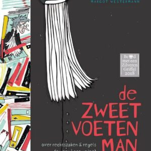 Cover van Zweetvoetenman