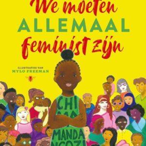 Voorkant We moeten allemaal feminist zijn