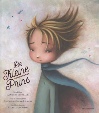 Cover van De kleine prins