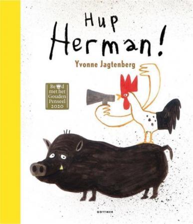 Cover van Hup Herman