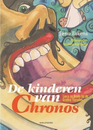 Cover van De kinderen van Chronos