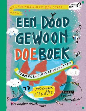 Cover Doodgewoon doeboek
